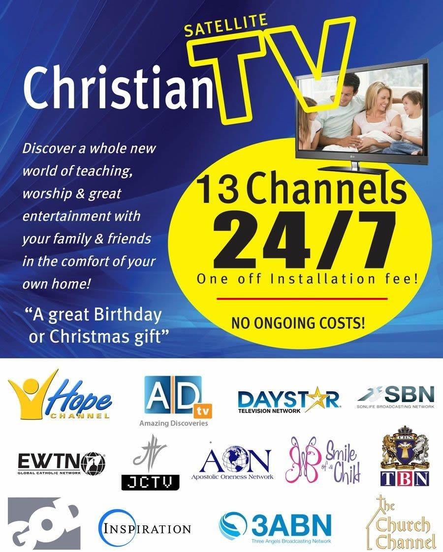 Christian SatTV